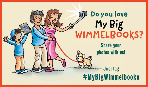 Do You Love My Big Wimmelbooks?