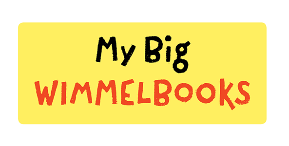My Big Wimmelbooks
