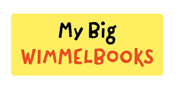 My Big Wimmelbooks