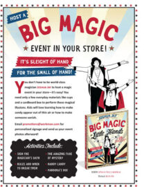 Host A Big Magic Event In Your Store
