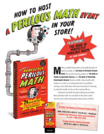 Perilous Math Event Kit