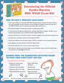 Hog Wild! Event Kit
