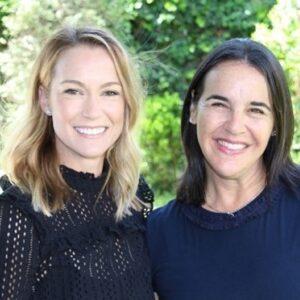 Cynthia Muchnick and Jenn Curtis headshot