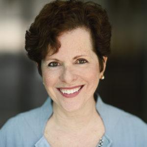 Susan Bolotin headshot