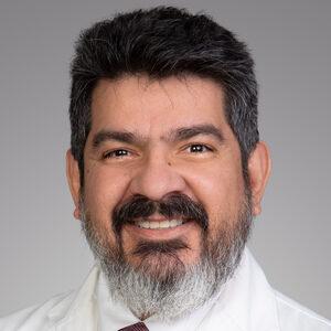 Rafael Pelayo, M.D. headshot