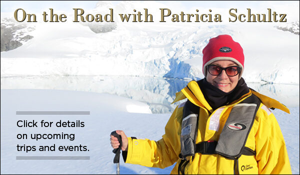 On the Road with Patricia Schultz thumb