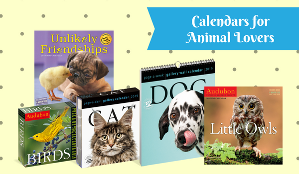 Calendars for Animal Lovers thumb