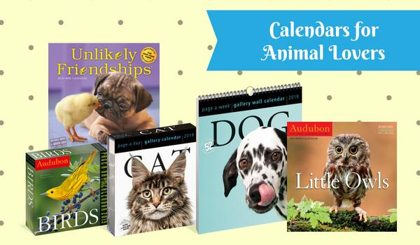 Calendars for Animal Lovers thumb