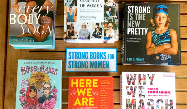 Our Women's History Month Reading List thumb