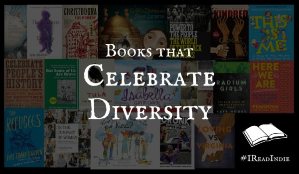 #IReadIndie: Books that Celebrate Diversity thumb