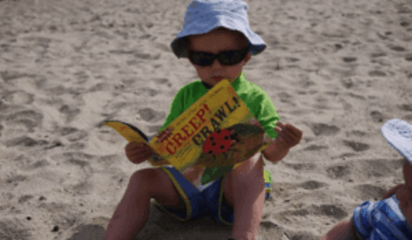 Indestructibles: Baby Beach Reading thumb