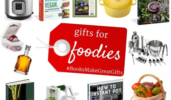 Foodie Gift Guide + Giveaway thumb