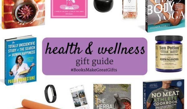 Health & Wellness Gift Guide + Giveaway thumb