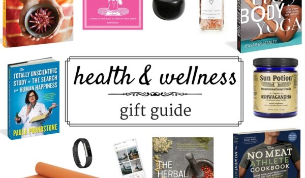 Health & Wellness Gift Guide + Giveaway thumb