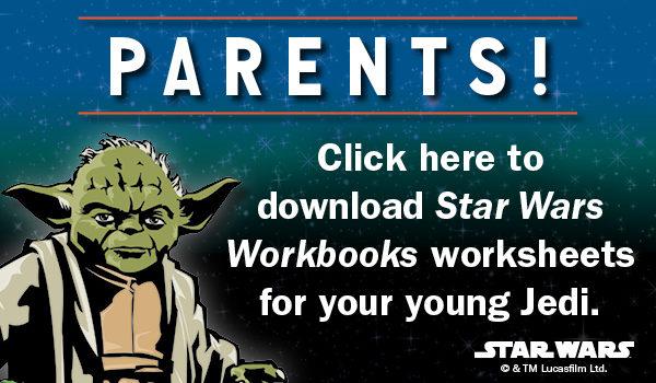 Star Wars Workbooks - Workman Publishing